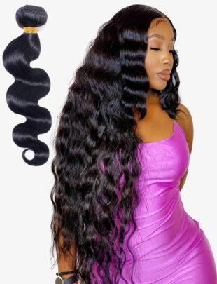 brazilian human hair body wave1