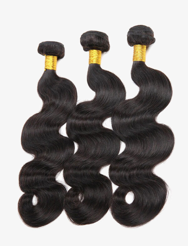 Indian Body Wave Virgin Human Hair